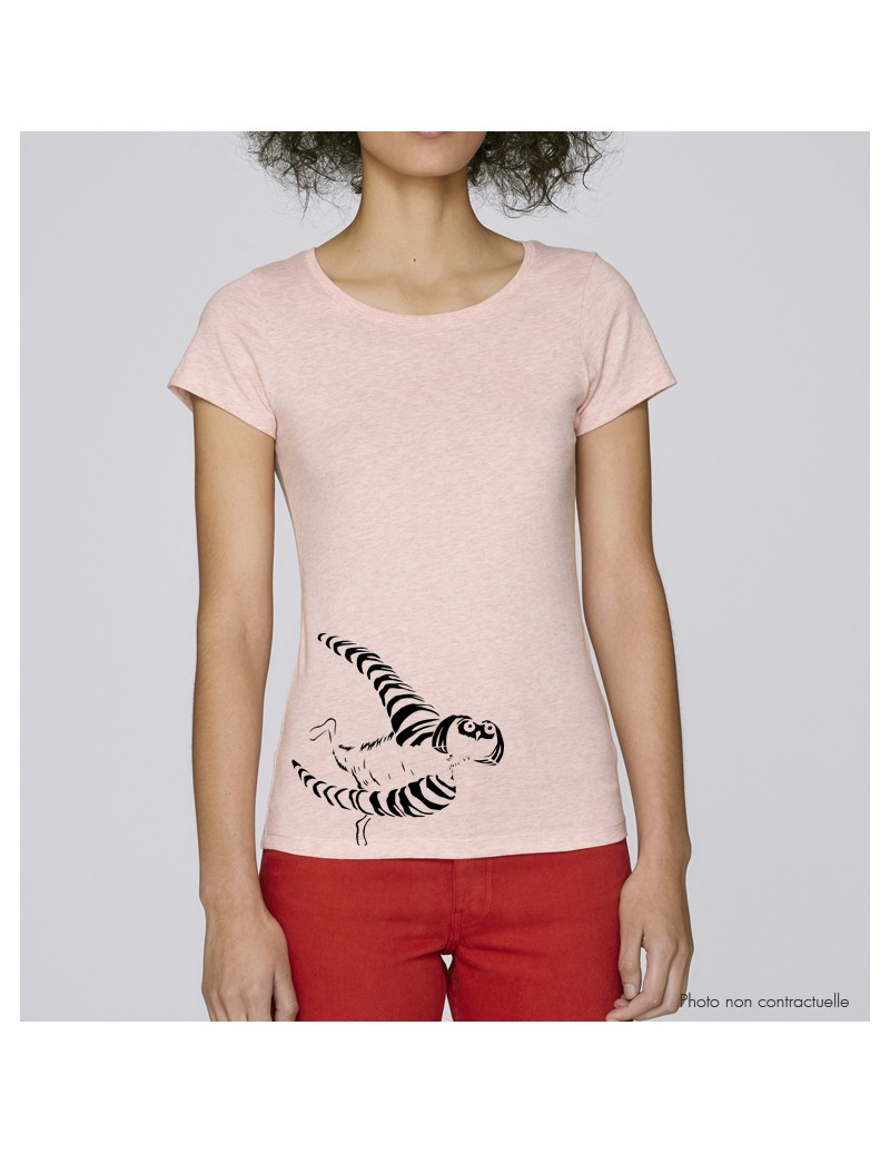 TS femme M col rond