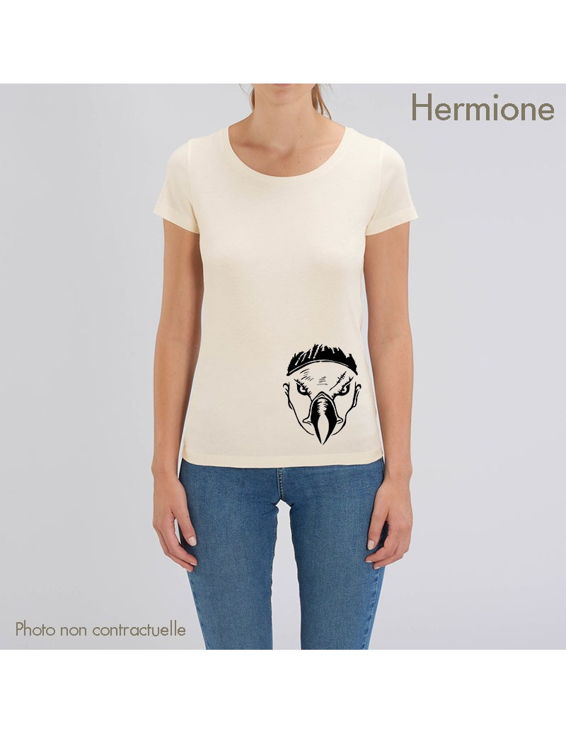 TS femme S col rond